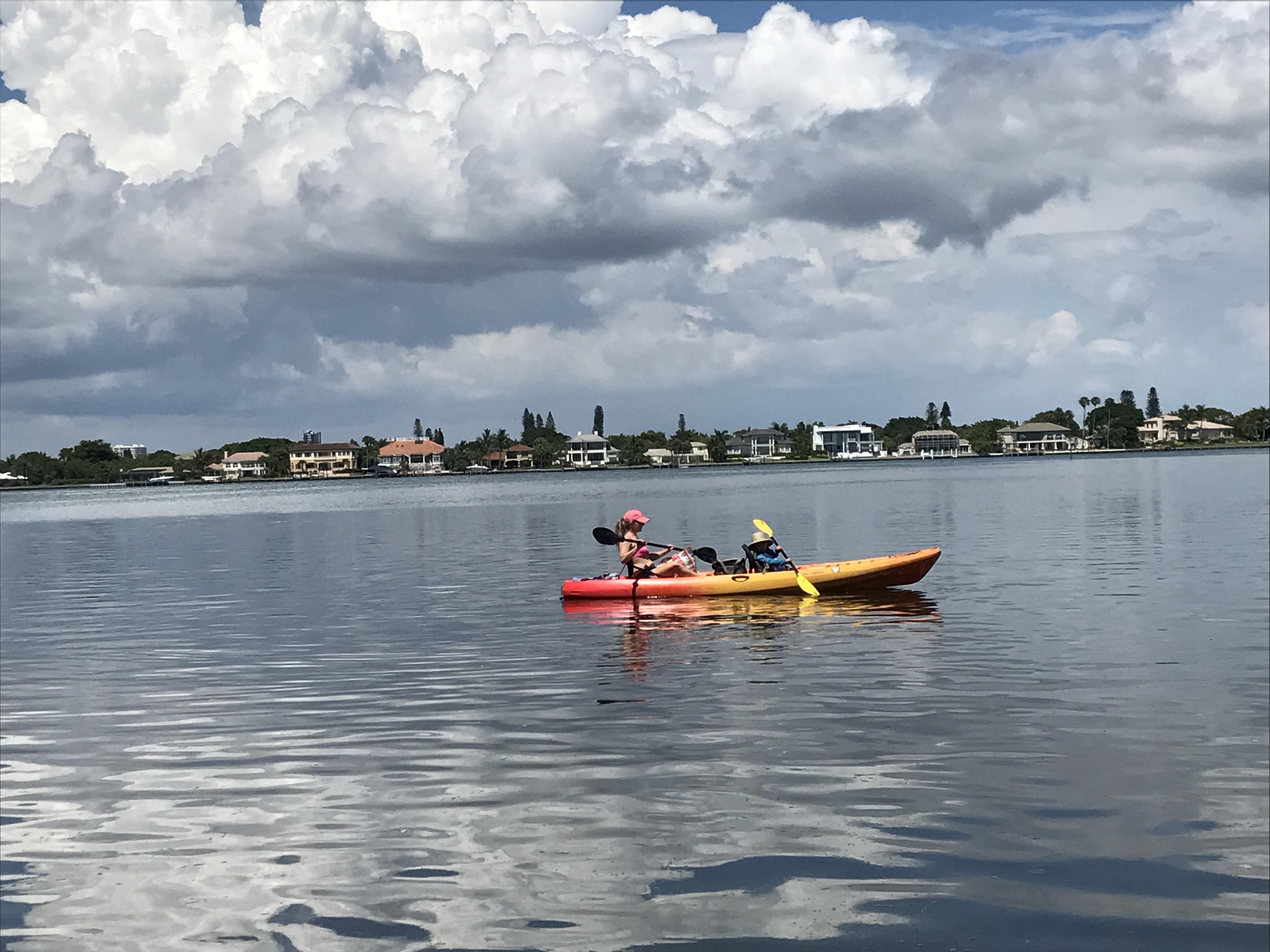 Sarasota Kayak Tour
